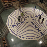 Washington National Cathedral holds a free labyrinth walk on the last Tuesday of the month.