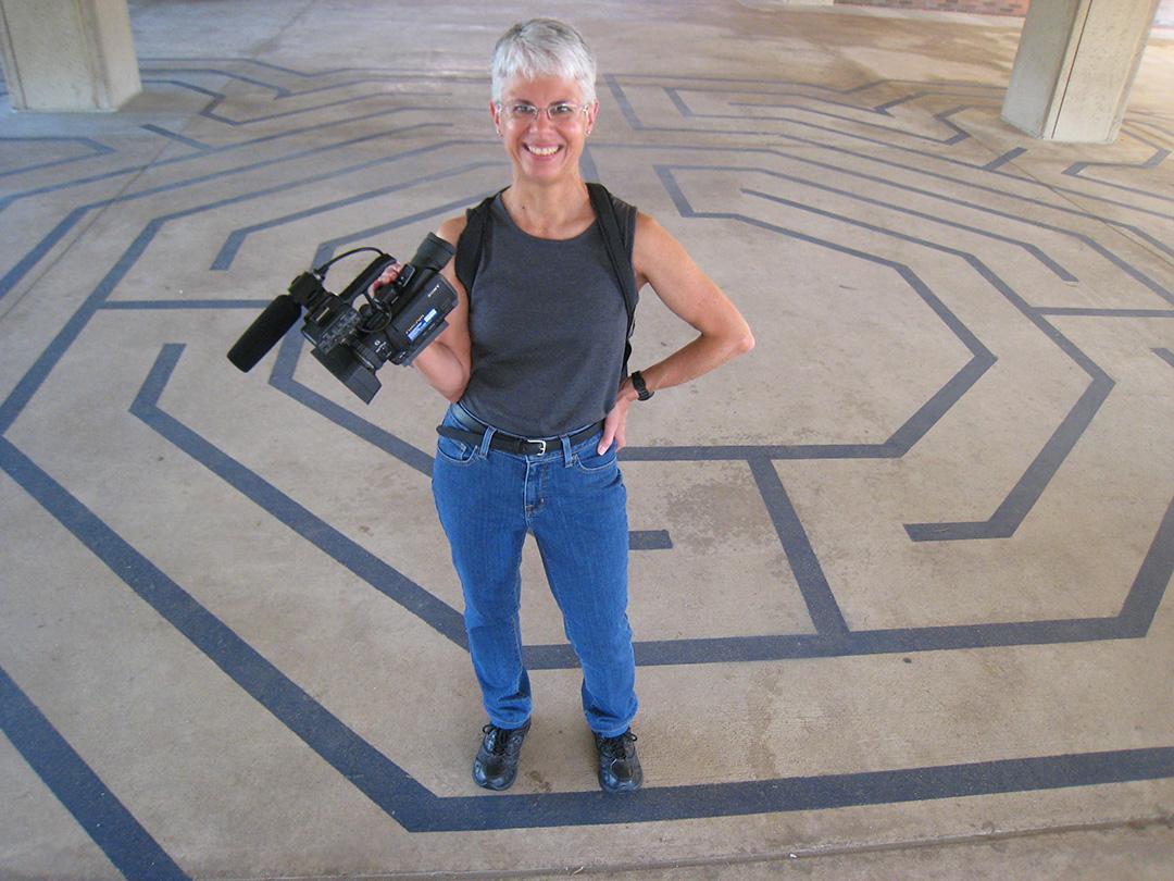 Filmmaker Cintia Cabib