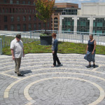 APA green roof labyrinth